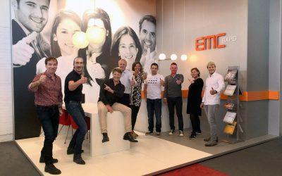 EMC deelt expertise in crisistijd